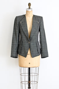 Ungaro Single Breasted Jacket - Pickled Vintage