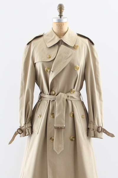 Burberry Trench Coat - Pickled Vintage