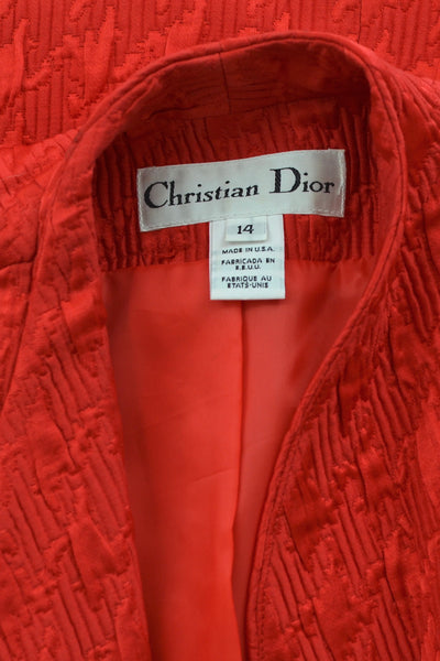 Christian Dior Suit - Pickled Vintage