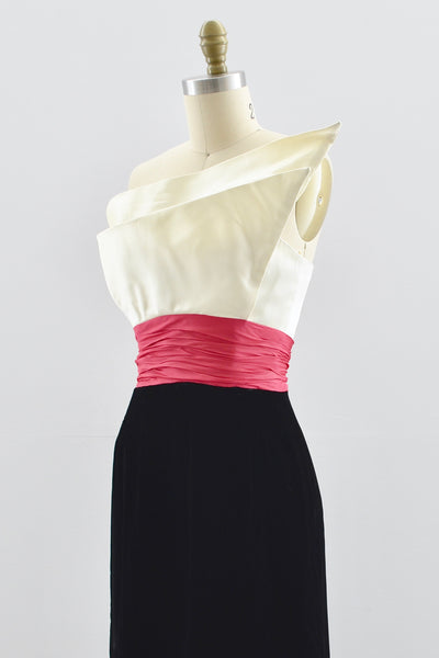 Victor Costa Cocktail Dress