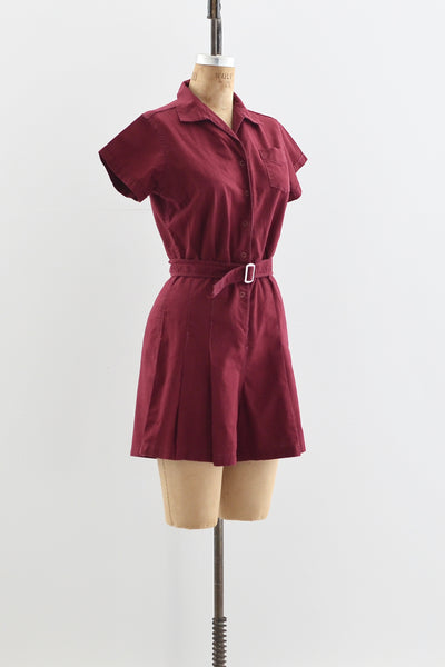 1940s Gym Suit - Pickled Vintage