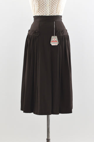 Ganache Skirt - Pickled Vintage