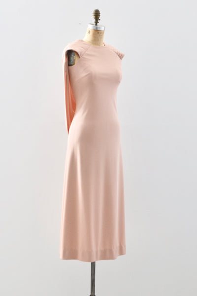 Carlye Grecian Dress - Pickled Vintage