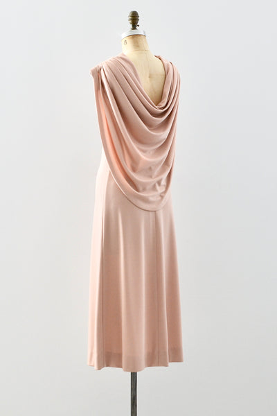 Carlye Grecian Dress