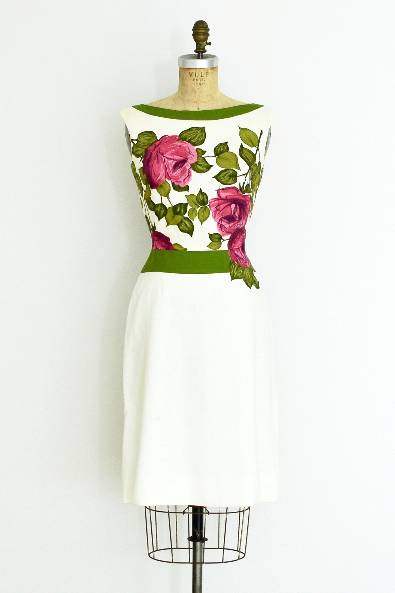 Jeannette Alexander Dress - Pickled Vintage