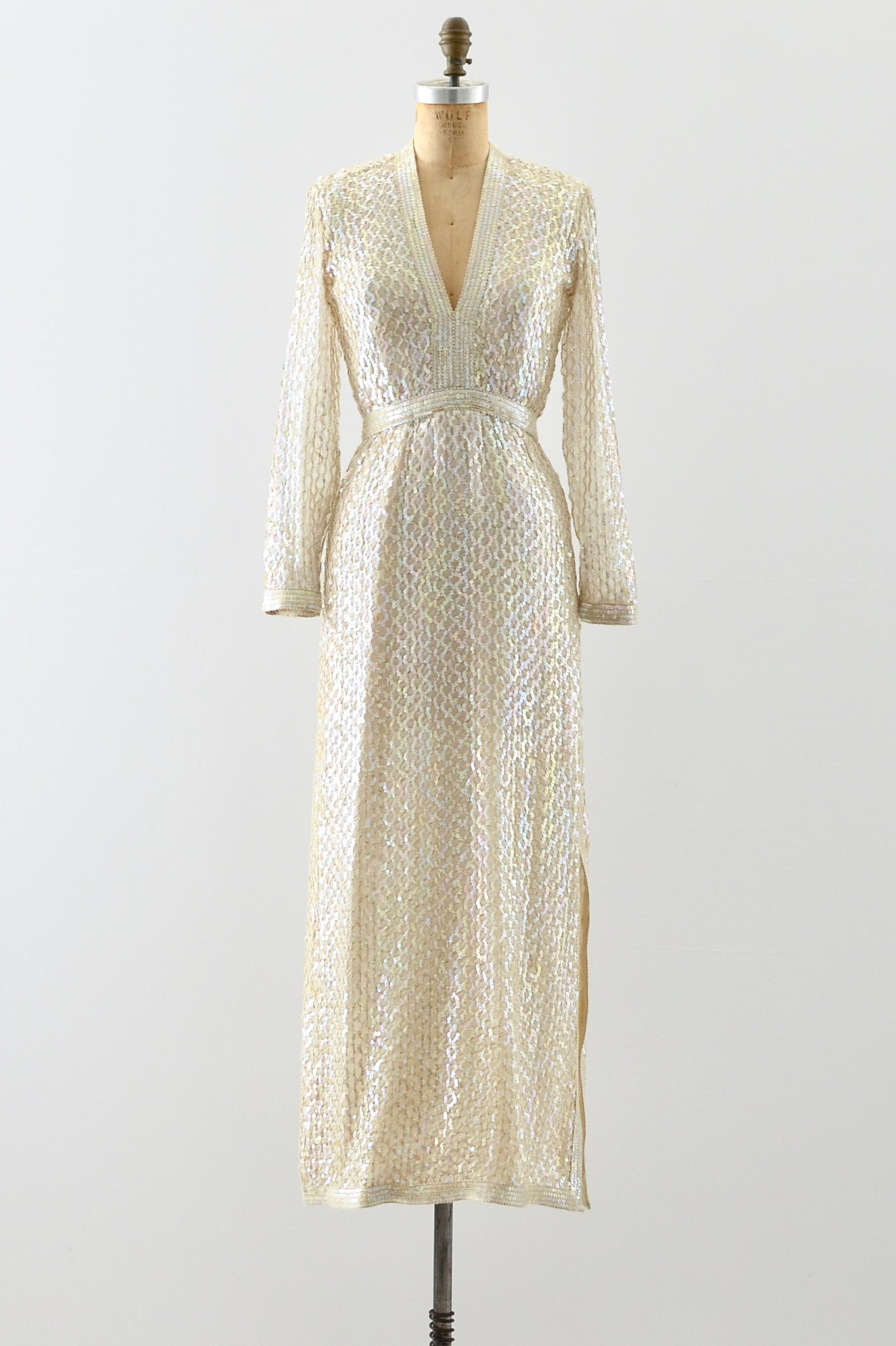 Fred Perlberg Dress - Pickled Vintage
