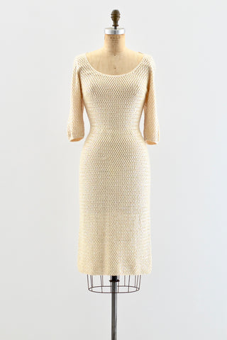 1950s Gene Shelly Dress