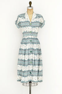 1940s Darling Dress - Pickled Vintage