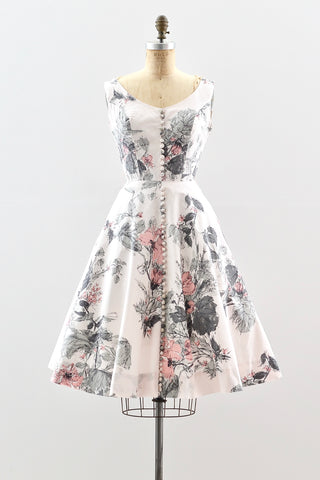 Day Bloom Dress - Pickled Vintage