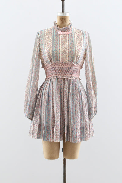Two Piece Babydoll Dress - Pickled Vintage