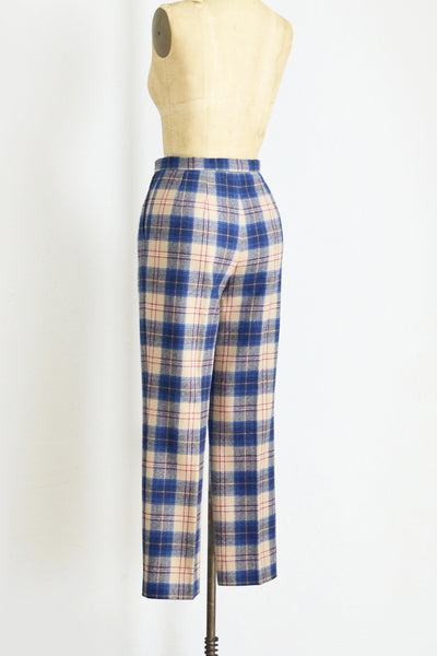 Pendleton Tartan Pants - Pickled Vintage