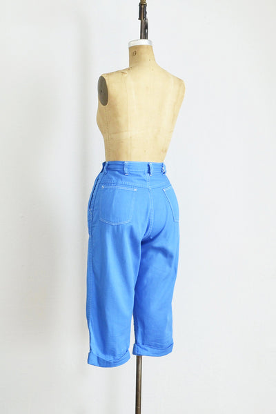 1950s Cropped Pants - Pickled Vintage