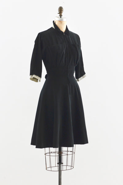 Doris Dodson Corduroy Dress