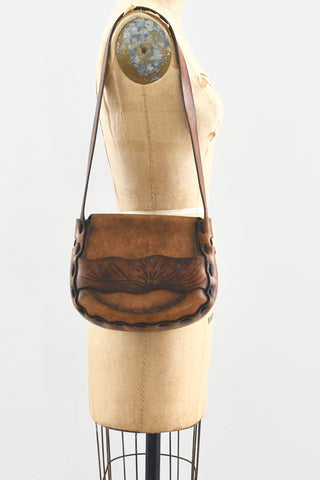 70s Tooled Bag