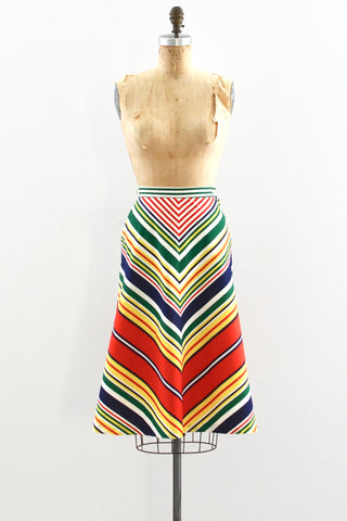New Today! Rainbow Skirt