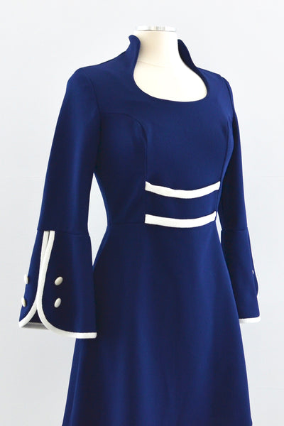 60s Bell Sleeve Dress