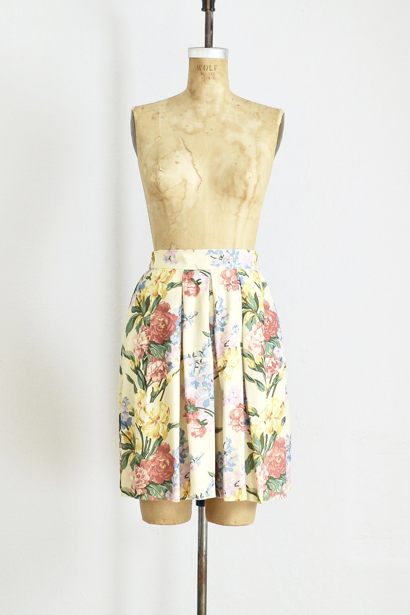 Floral Shorts - Pickled Vintage
