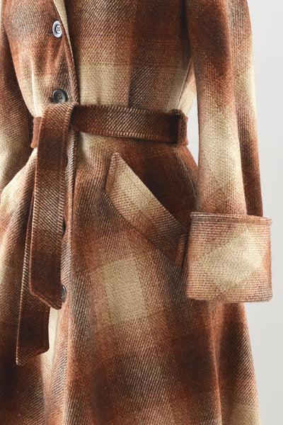 70s Princess Coat