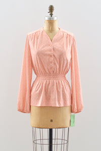 Peach Sherbet Top