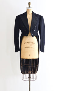 1930s Tailcoat - Pickled Vintage
