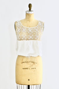 Edwardian Camisole - Pickled Vintage