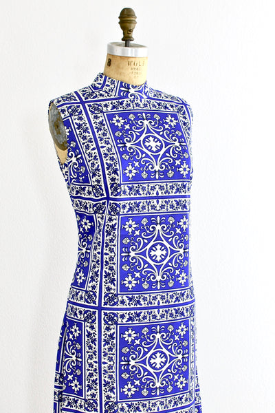 Azul Dress - Pickled Vintage