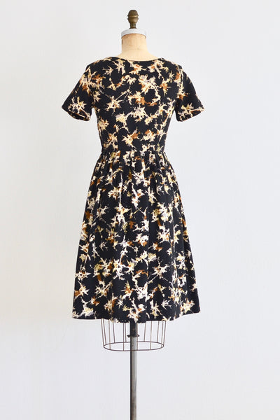 Splatter Dress - Pickled Vintage