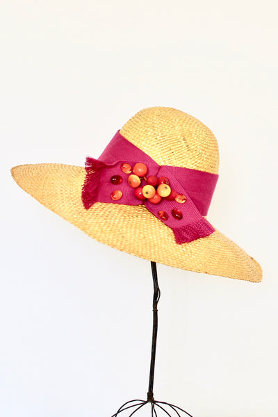 Sun Hat - Pickled Vintage