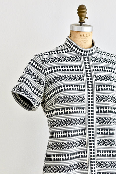 60s Shift Dress - Pickled Vintage