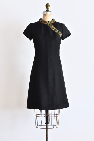 Lord & Taylor Jeweled Dress - Pickled Vintage