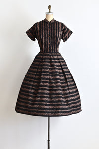 1950s Julie Miller Dress - Pickled Vintage