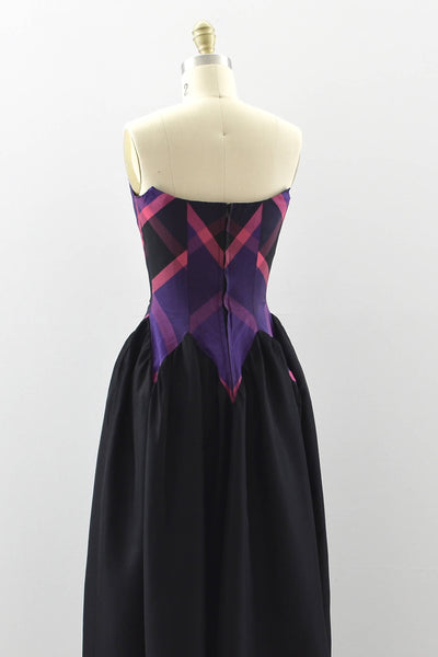 Mary Muffet Formal Dress - Pickled Vintage