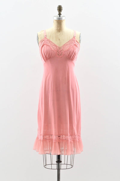 Bubblegum Pink Slip - Pickled Vintage