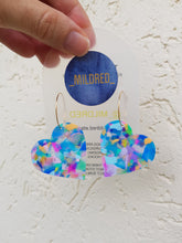 Load image into Gallery viewer, TLB / Mildred Collaboration Heart Dangles