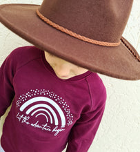 Load image into Gallery viewer, KJH SURF Brown Hat Kids