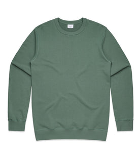 TLB Boss Mama Coffee Lover Sage Green Premium Crew