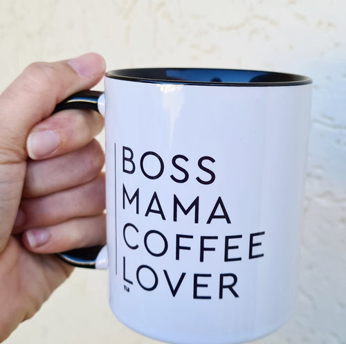 TLB BOSS MAMA COFFEE LOVER Mug