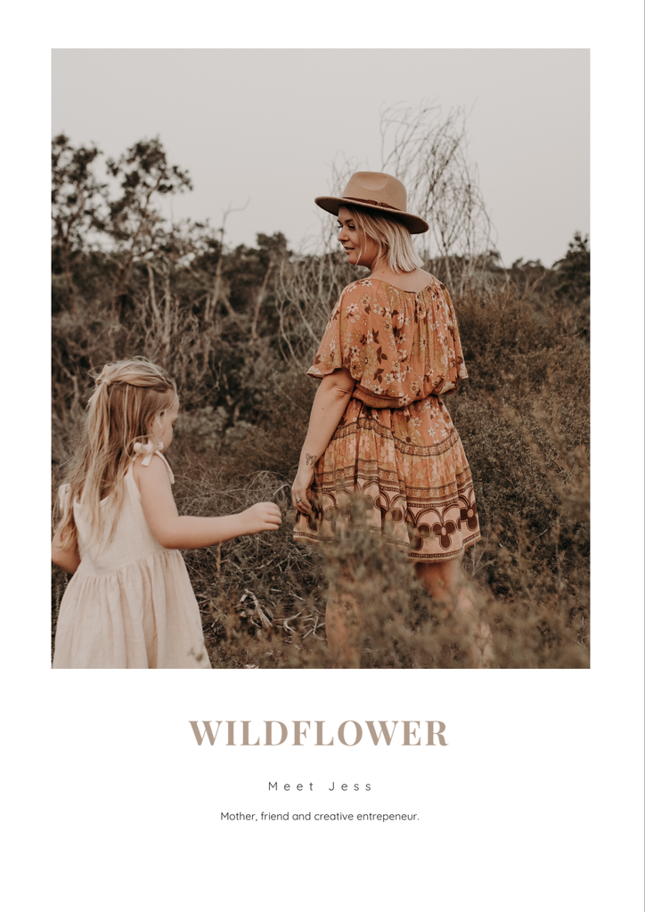 Do you suppose she is a Wildflower?