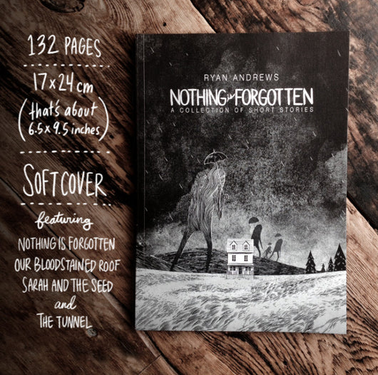 Nothing is Forgotten book