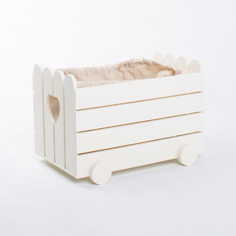 Wooden Storage Box - Mini Me Ltd