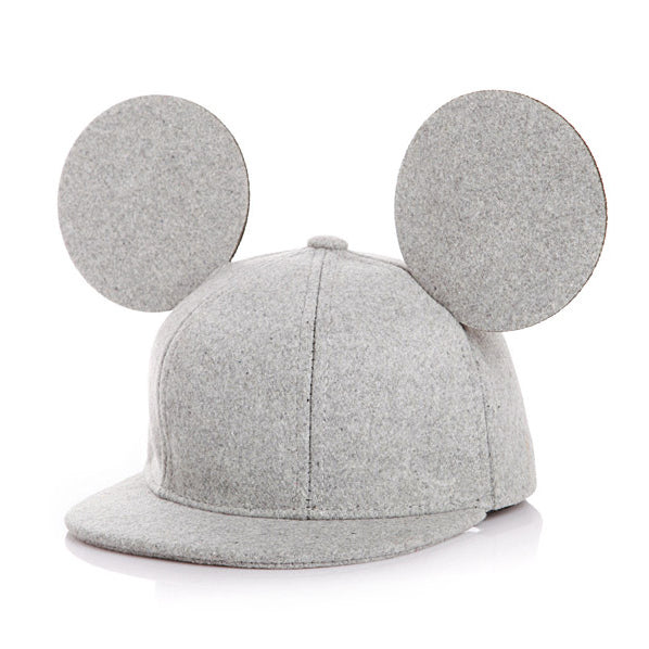 Micky Mouse Ear Hat (2-7Y) - Mini Me Ltd