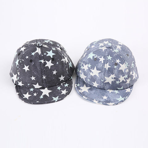 Star Kids Hat (6m- 3Y) - Mini Me Ltd