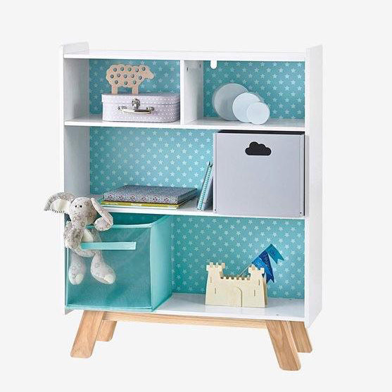 Blue Star Bookshelf - Mini Me Ltd