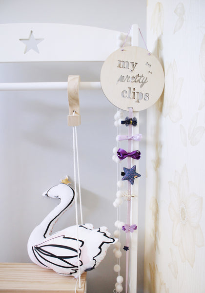 Hair Clips Accessory Organizers - Mini Me Ltd