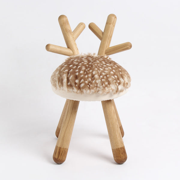 Little Deer-Handmade High Quality Wooden Chair - Mini Me Ltd