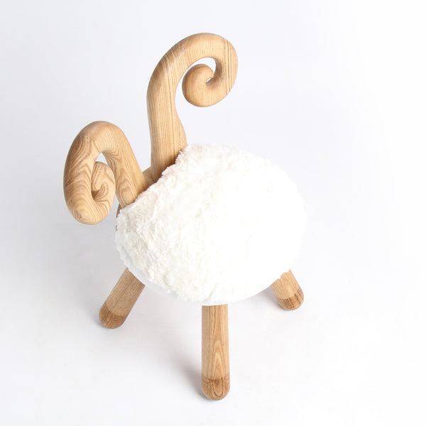 Little Sheep-Handmade High Quality Wooden Chair - Mini Me Ltd
