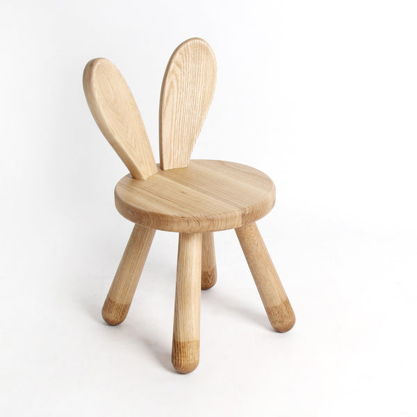 PRE ORDER - Rabbit-Handmade High Quality Wooden Chair - Mini Me Ltd