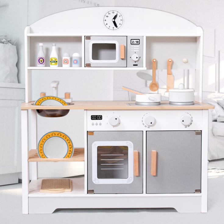 Babibo Japanese Style Play Kitchen