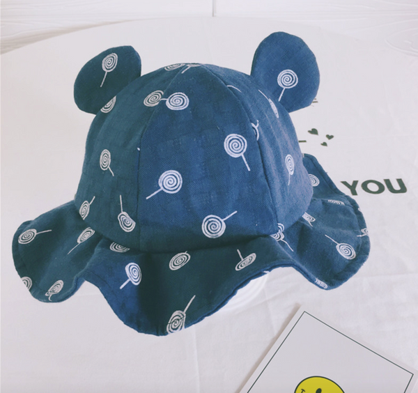 Bear Shape Kids Hat (1Y-3Y)