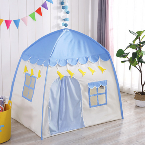 Kids Play Tent - Blue colour